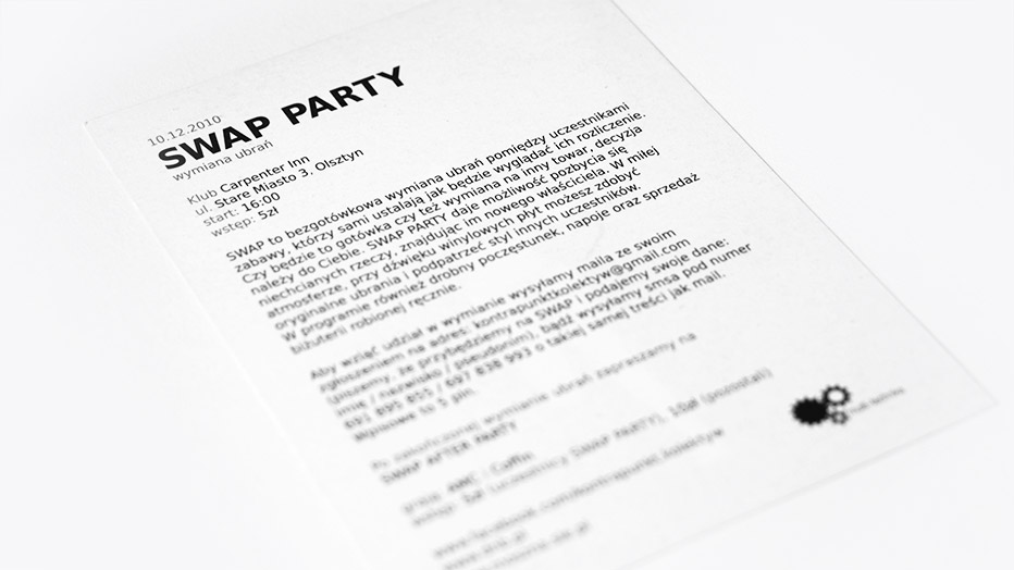 swap party back